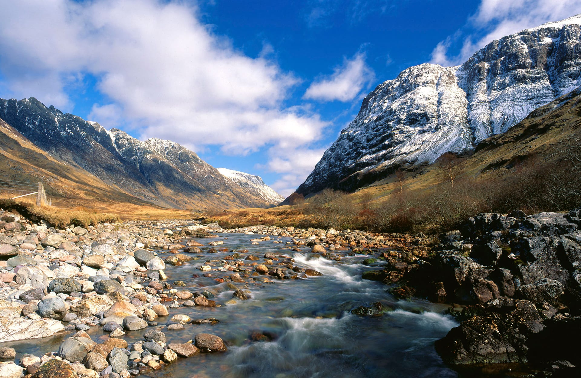 Glencoe is famous the world over for its natural beauty.