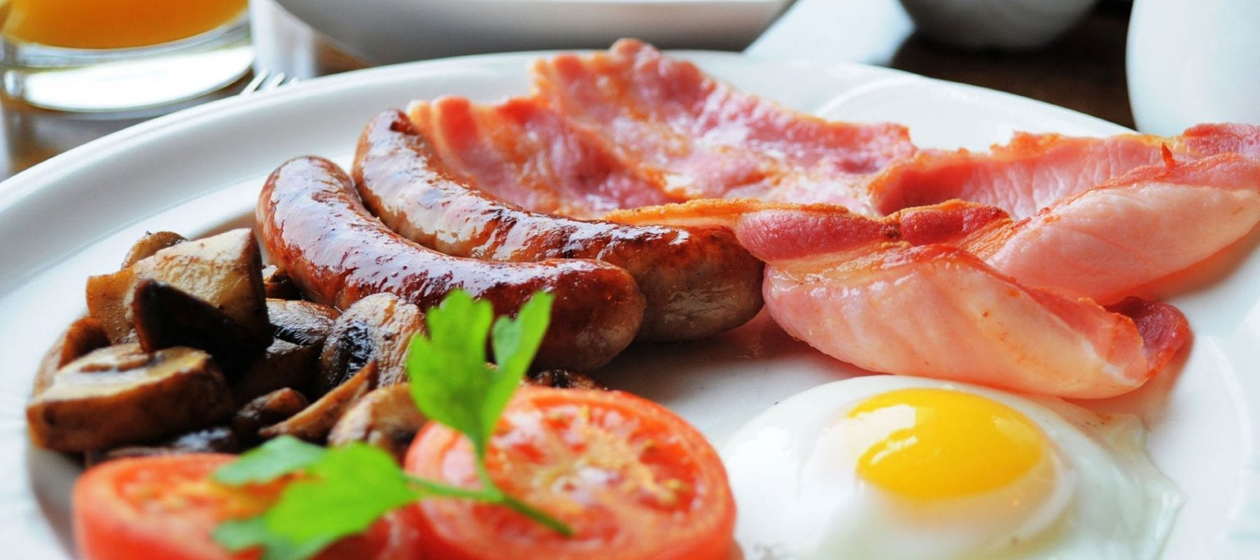 Voted Scotland's best Guest House Breakfast!