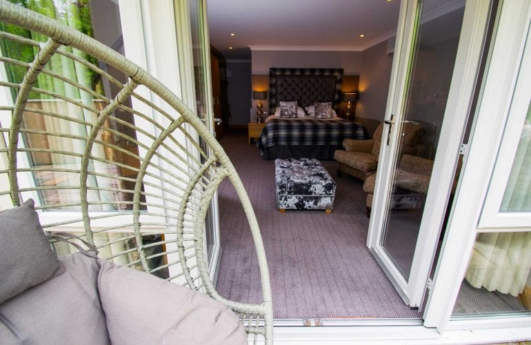 Deluxe Room with Terrace