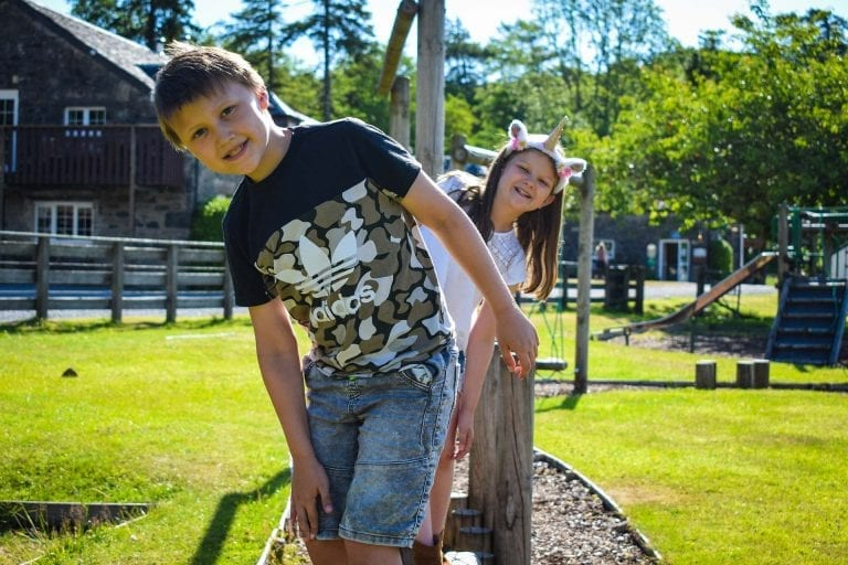 Our family friendly self catering cottages near Oban are perfect for your family break