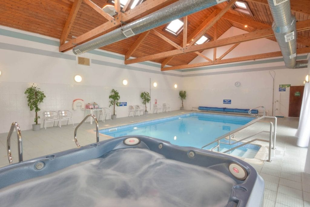 Scotland Self Catering with Swimming Pool