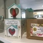 Lovely locally produced gifts & crafts available in our gift shop
