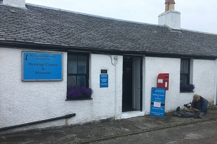 The Slate Islands Heritage Centre and Museum