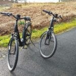 Explore the area on one of our e-bikes available for hire