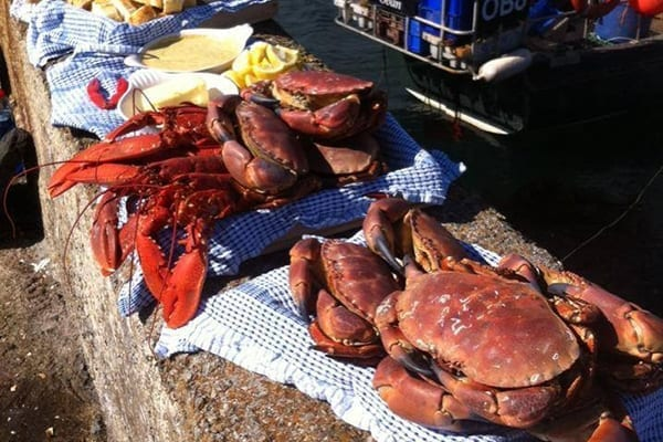 Fishermans Kitchen Seafood Deliveries to your Cottage