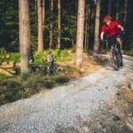 Mountain Biking routes are available in the area around Melfort Village