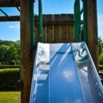 We have great facilities for children on site including two adventure play areas